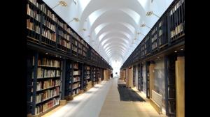 biblioteca fondazione cini